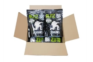 Zero One Blitz BB 0.25g 5000rds (White) Box of 10 (Bundle)