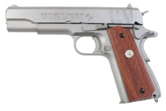 KWC/Cybergun CO2BB Colt Government 1911 Mark IV Series '70 (Silver)