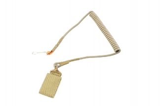 Zero One Pistol Lanyard (Tan)