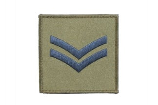 Commando Rank Patch - Cpl (Subdued)