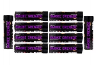 Enola Gaye WP40 Wire Pull Smoke (Purple) Box of 10 (Bundle)