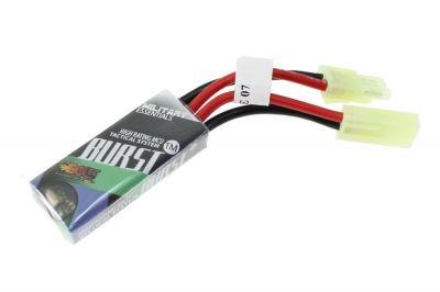 BOL Plug-In Burst MOSFET