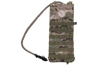 MFH MOLLE Hydration Pack 2.5L (MultiCam)