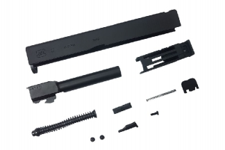 Guarder Steel Slide & Barrel Set for Marui G17