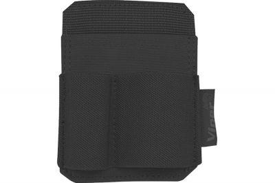 Viper Velcro Accessory Holder Patch (Black)