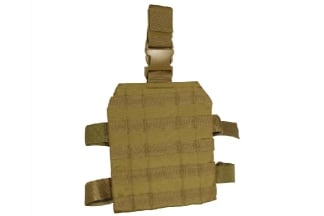 Viper MOLLE Elite Drop Leg Platform (Coyote Tan)