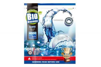 G&G Bio BB 0.25g 4000rds (White)