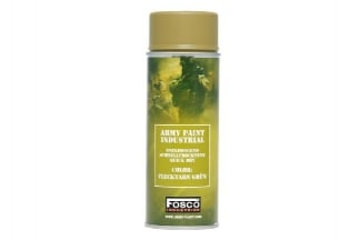 Fosco Army Spray Paint 400ml (Flecktarn Grun)