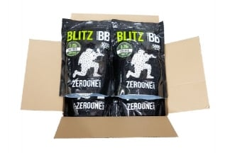 Zero One Blitz Bio BB 0.25g 5000rds (White) Box of 10 (Bundle)