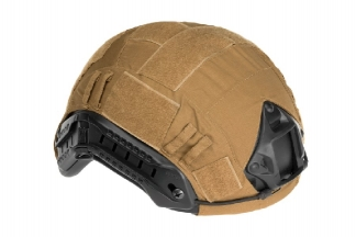 Invader Gear Fast Helmet Cover (Coyote Brown)