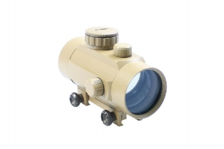 Aim-0 1x40 Red Dot Sight (Tan)