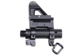 G&G Detachable Front Sight & Barrel Set for Combat Machine (Short)