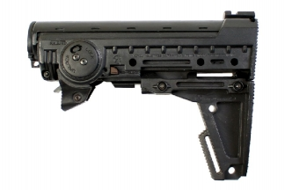 Warsmith MagPul Replica PTS M93 Stock for M4 Series (Black)
