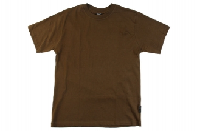 Mil-Com Plain T-Shirt (Olive) - Size Extra Extra Large