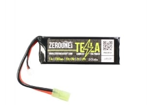 Zero One Tesla Battery 7.4v 2300mAh 20C LiPo