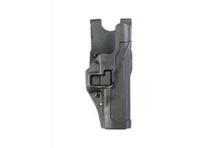 BlackHawk L2 Duty Holster for Glock 17 Right Hand (Black)