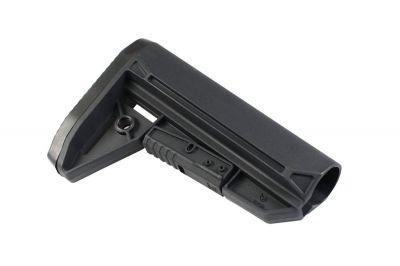 EMG BRAVO Slimline Retractable Stock for M4 (Black)