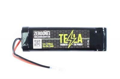 Zero One Tesla Battery 8.4v 3700mAh NiMH (Large)