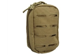 Viper Laser MOLLE Small Utility Pouch (Coyote Tan)