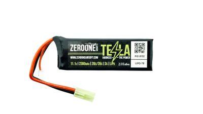 Zero One Tesla Battery 11.1v 2300mAh 20C LiPo