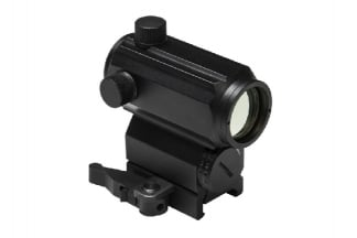 NCS Micro Red/Blue Dot Sight with High QD Mount