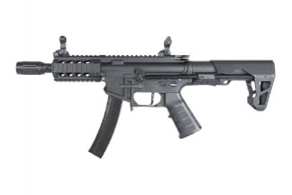 King Arms AEG PDW 9mm SBR Shorty (Black)