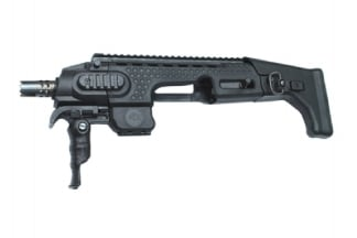 APS Carbine Conversion Kit for GK17/GK18C (Black)
