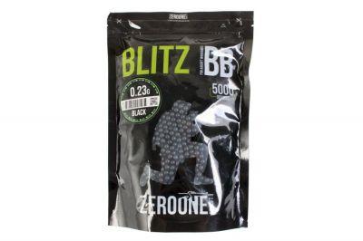 Zero One Blitz BB 0.23g 5000rds (Black)