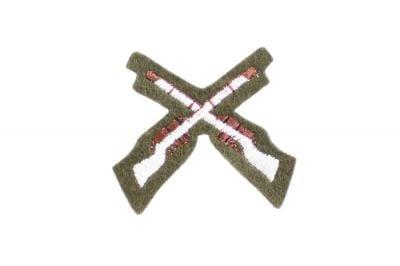 Qualification Badge - Marksman (Colour)