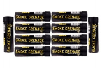 Enola Gaye WP40 Wire Pull Smoke (Yellow) Box of 10 (Bundle)