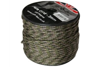 Web-Tex 100m ParaCord Reel (MTP)