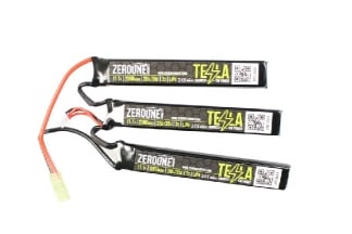 Zero One Tesla Battery 11.1v 2000mAh 15C LiPo (Triplet)