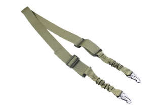 Zero One Two-Point Bungee Sling (Olive)