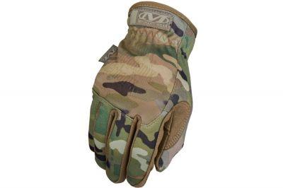 Mechanix Covert Fast Fit Gloves (MultiCam) - Size Large