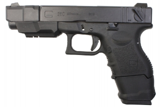 WE GBB G26C Advance (Black)