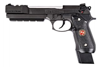WE GBB M92 BioHazard Extended (Black)