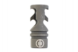 Mad Bull PWS DNTC Type 4 TT 223 Flash Hider 14mm CCW (Black)