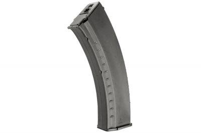 G&G AEG Mag for AK 600rds (74 Type) (Black)