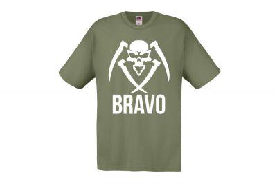 Daft Donkey Special Edition NAF 2018 'Bravo' T-Shirt (Olive)