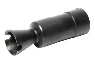 G&G Flash Suppressor 22mm CCW Spetsnaz Style
