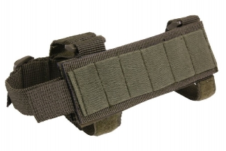 101 Inc Buttstock Shotgun Shell Holder (Olive)