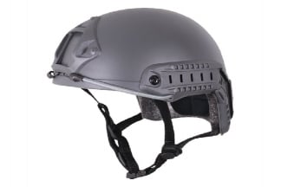 Viper Fast Ballistic Style Helmet Titanium (Grey)