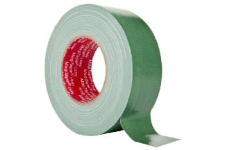 Zero One Gaffer Tape 50mm x 50m (Green)