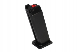 Armorer Works GBB Mag for GK Series 25rds (Black)