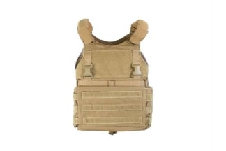 TMC SCA Plate Carrier (Coyote Brown)