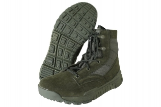 Viper Tactical Sneaker Boots (Olive) - Size 7