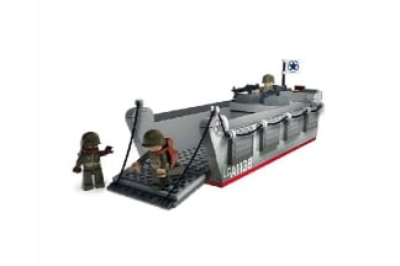 Sluban WW2 Landing Craft Set (M38-70070)