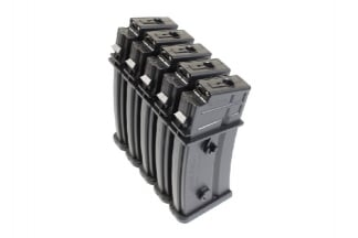 Ares Expendable AEG Mag for G39 30rds (Box of 5)