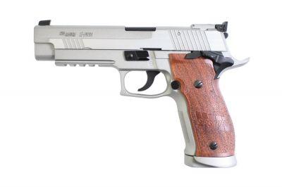 KWC/Cybergun GBB CO2 Sig Sauer P226 X-FIVE (Silver)