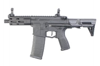 Evolution AEG Carbontech Ghost PDW EMR-S with ETU (Black)